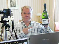 2002: Paul, Self-Portrait with Silja Champagne